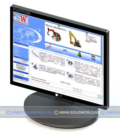 Библиотека 3d Моделей Solidworks