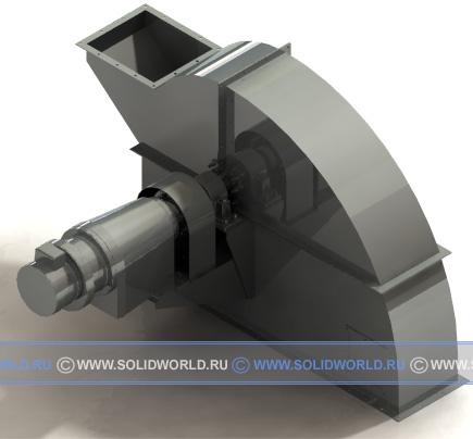 3d модель solidworks - narnia